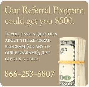 Wayne Homes Referral Program